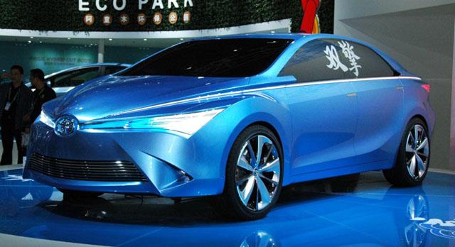 Toyota Yungdong Shuangqing