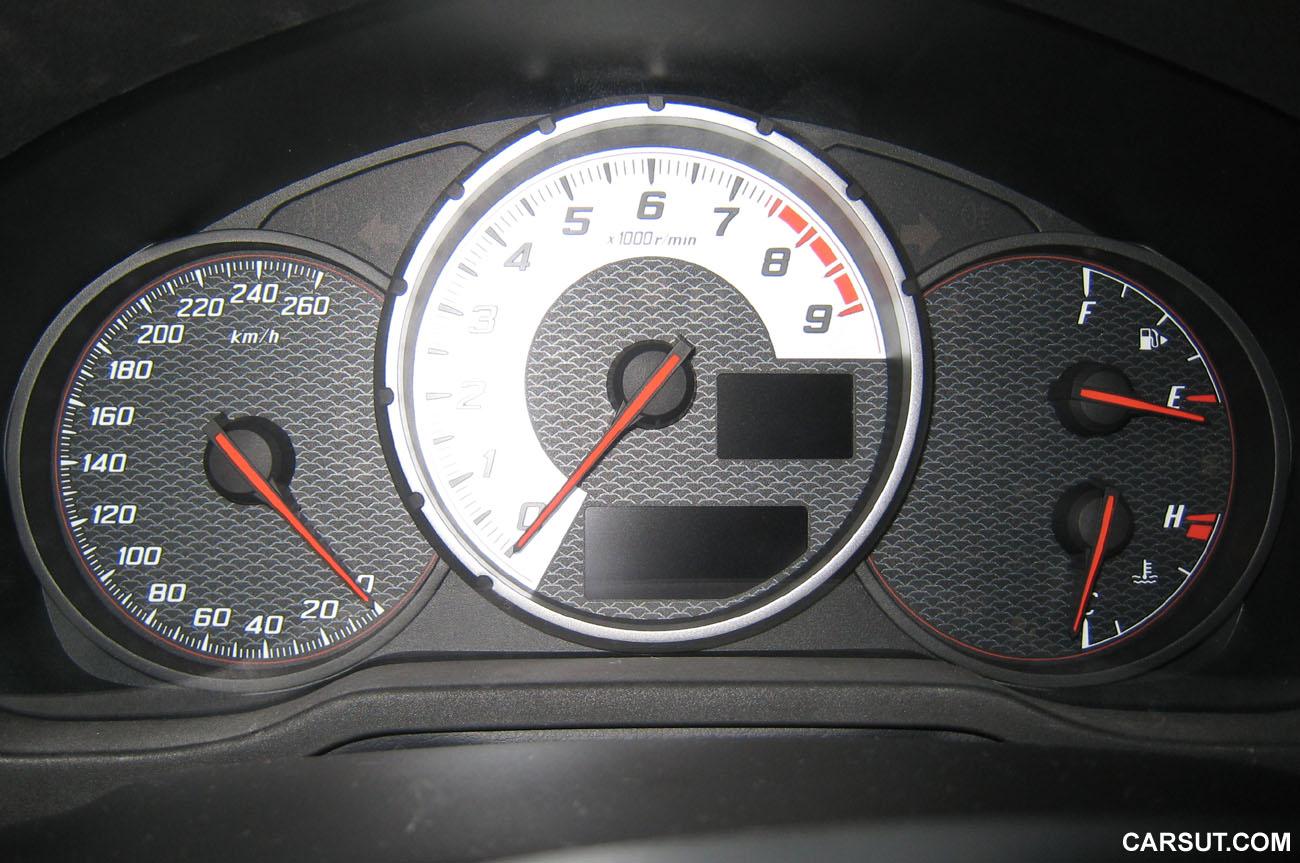 Toyota 86 Dials