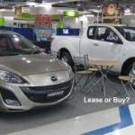 Step 4: Car Leasing versus Car Buying